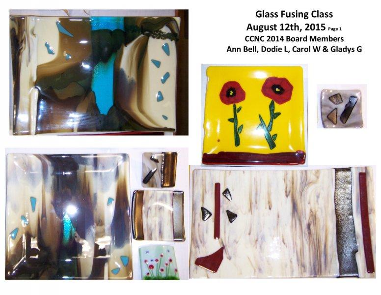 GF class Aug 12th 2015