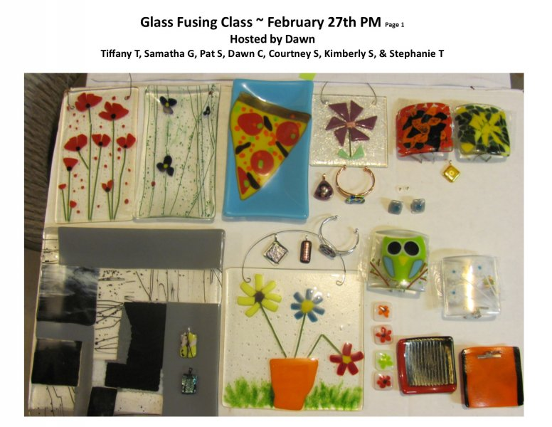 GF class Feb 27th 2016 Host Dawn