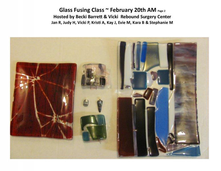 GF class Feb 2Oth AM P 2 2016 Host Vicki