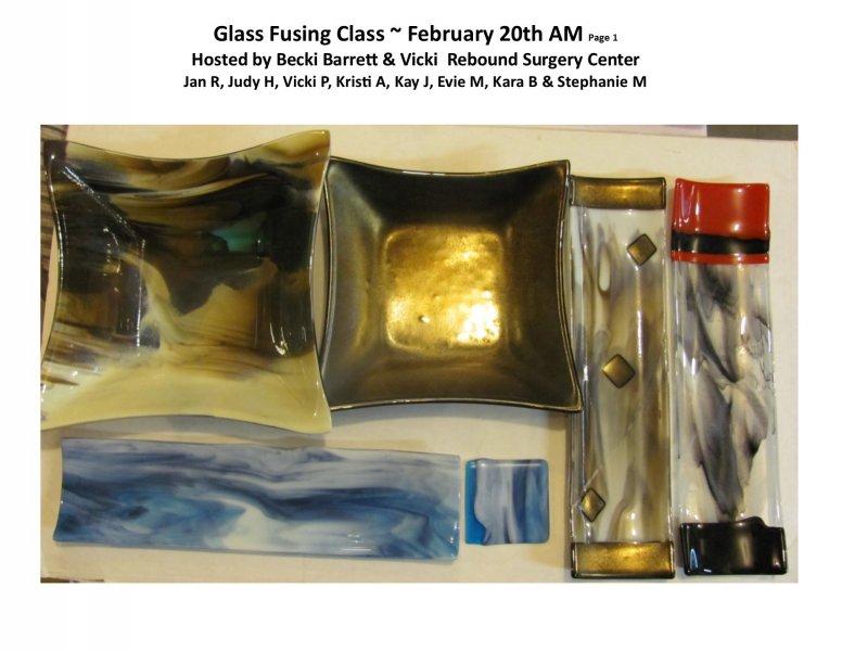 GF class Feb 2Oth AM P1 2016 Host Vicki