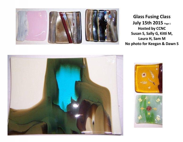 GF class July 15th CCNC 2015