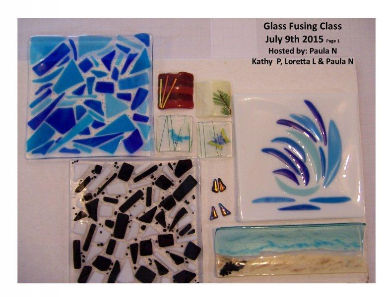GF class July 9th 2015